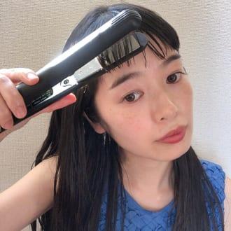 梅雨の「ぱっくり前髪」解消! 美容師の裏ワザ伝授