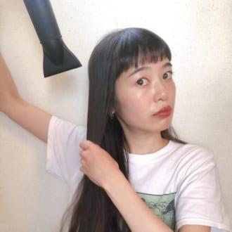 梅雨のお悩み解決♡ 美容師が教える髪のうねり&広がりを防ぐ「ドライヤー方法」