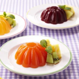 野菜ジュースがスイーツに! 簡単美味しいアレンジレシピ