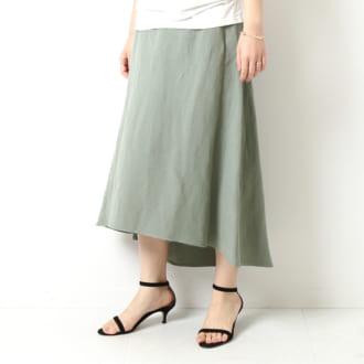 【身長別で比較】女らしさ高まる夏のスカートスタイル