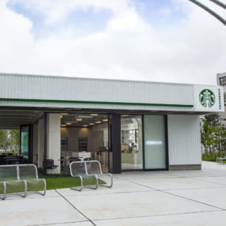 本日オープン!『スターバックス コーヒー MIYASHITA PARK店』が気になる!!