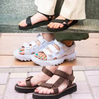 【2020夏】街のオシャレさんはスポサンをこう履く!