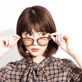 """オシャレさんたちのサングラス拝見! これから買うなら断然""""レトロ""""モデル"""