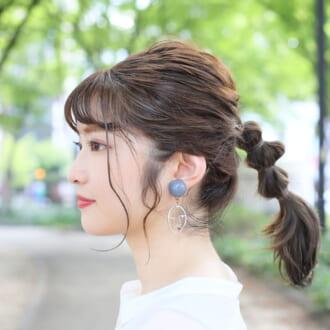 【ヘアアレSNAP】なんかオシャレが叶う♡ たまねぎヘアのつくり方