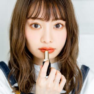 【2020夏コスメ】モデルが本気で愛用してる♡ オレンジリップ5選