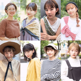 【merモデルオーディション2020】ノミネートメンバー16名大発表!<No.01~08>