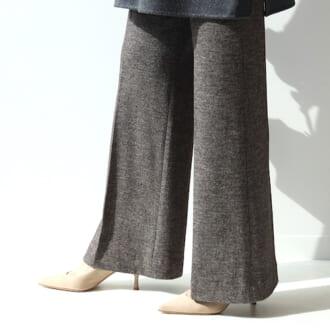履くだけで美バランス!秋冬の新作パンツをCHECK