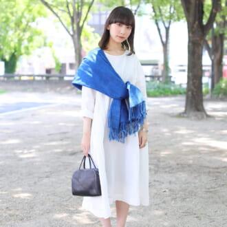 【Today's merSNAP】白ワンピは小物でアップデート♡ オシャレ女子の着こなし術