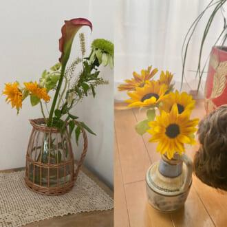 オシャレな人が飾っている! おうちが映えるお花&花瓶
