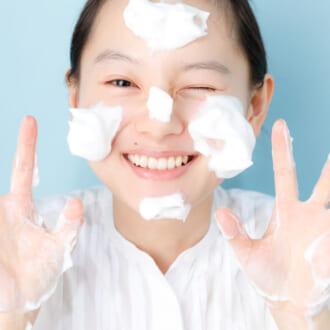 マスク生活には石けん洗顔がオススメ! 肌に優しく汚れもごっそりなプロ愛用品&テク