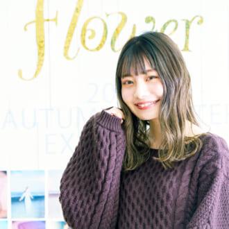 「flower」の秋冬ニットが可愛すぎ♡ まるが本気で選んだ4大ニットコーデ大発表!