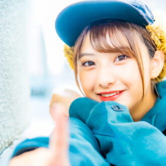 ABEMA「今日好き」で話題沸騰! 現役高校生モデル・横田未来ちゃんの素顔に迫る♡