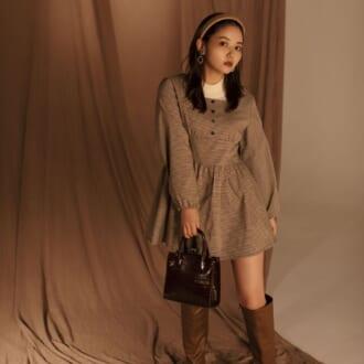 低身長さんの秋冬服はココにあり! WEGOのスタイルアップライン「dukkah」の新作が売り切れ必至!