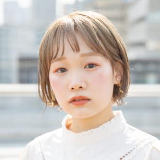 第7回merモデルオーディション・ファイナリストNo.6/実夏