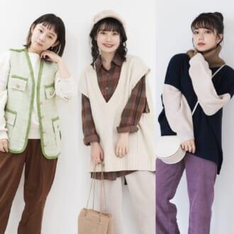 小さいさんが選ぶ「UNIQLO・GU」アイテム♡ 着まわしが効く愛用服3つ