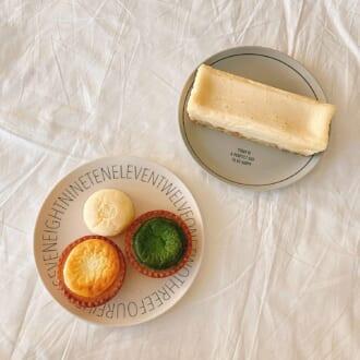 焼き立てチーズタルト専門店「BAKE CHEESE TART」から、新作チーズスイーツが登場♡