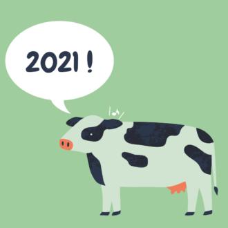 【2021年mer年間占い】今年1年の運勢はどうなる?