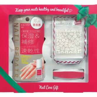 塗るだけ美爪になれる♡ 爪専用美容液「ネイルリペアセラム」のホリデーシーズン限定ボックスが狙い目!