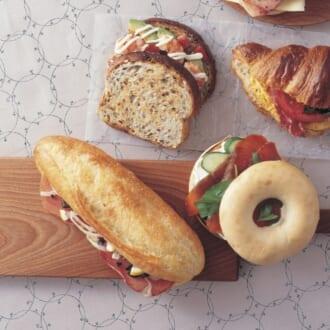 挟むだけで美味しくてオシャレ♡ ちょっと差がつくサンドイッチレシピ