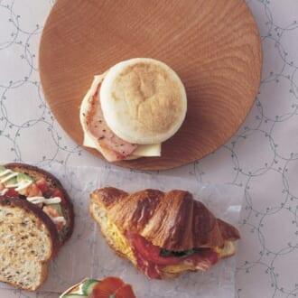 おうちモーニングをオシャレに♡ 簡単カフェ見えサンドイッチレシピ