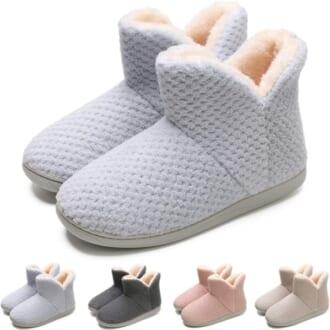 足首までしっかり暖めて、お部屋のおしゃれにも! ルームブーツのおすすめ3選