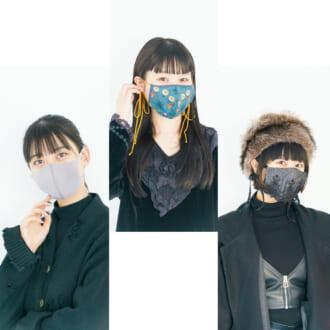 【オシャレ大学生のマスク事情】マスク×ブラックコーデのこなれ感がすごい!