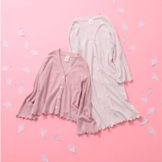 桜ピンクって女子力上がりそう♡ 【ジェラピケ春新作】でイイ女になれそうな予感
