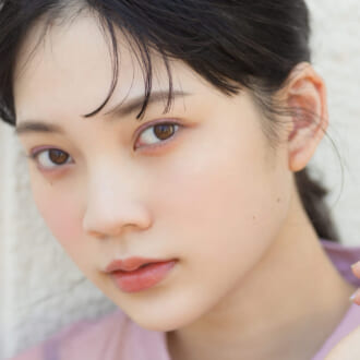 """黒髪さんにオススメ♡ この春1番モテる""""くすみピンクメイク"""""""