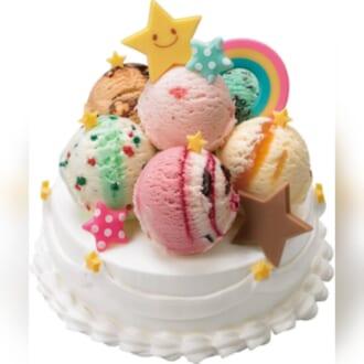 オリジナル「31アイスケーキ」って天才? フレーバーを選んでデコれるアイスクリームケーキが登場♡