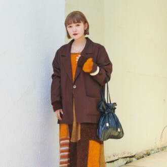 【Today's merSNAP】大人カジュアルを格上げ♡ 「テーラードジャケット」の旬な着こなし方
