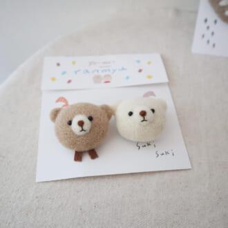 注目クリエイターvol.24 羊毛フェルト作家&イラストレーター・ヨシダユミさん