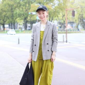【Today's merSNAP】楽ちん&オシャレ見え♡ 「オールインワン」の大人な着こなし方って?