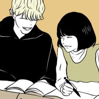 <今月の漫画>ますだみく連載vol.33「春の運勢と恋の訪れ」
