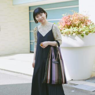 【Today's merSNAP】この春真似したい♡ オシャレさんがやってる「ワンピ」のレイヤード術