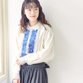 特別な1着でオシャレを楽しむ♡ ブランドディレクターモデルの古着愛って?