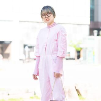 """【Today's merSNAP】「つなぎ」がキテる! 古着好きが教える""""オールインワン""""着こなし術"""