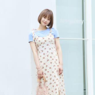 【Today's merSNAP】オシャレさんが実践中! ザラのキャミワンピを着こなす(秘)テク