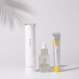 読者が選んだ2021ベスト夏コスメ 透明肌に導く「美容液」部門