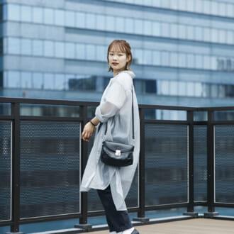 夏の必需品はプチプラでゲット♡ GU「シアーシャツワンピース」で着まわし3連発!