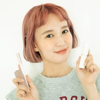 ヒンスが一番人気♡ モデルがリアルに愛用するリピ買い必至の「韓国コスメ」