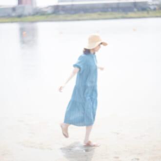 7月カバーガール・村田倫子の撮影日記