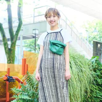 【Today's merSNAP】東京オシャレ美容師のリアル「白T×デニム」スタイルって?