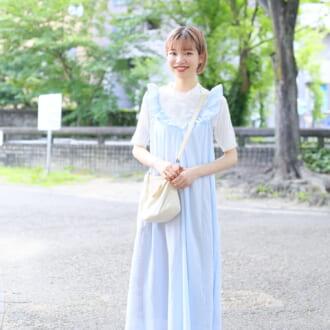【Today's merSNAP】オシャレ美容師のコーデテク! 髪色もファッションに活かすが勝ち