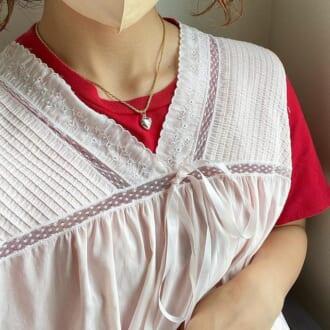 洗練度10倍アップ♡ 「Tシャツ×ネックレス」のオシャレな関係性って?