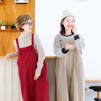 【mikkeのAWがスタート!】柴田紗希&辻千恵が選ぶ、注目アイテム&旬な着こなしを要チェック!