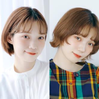 ストレートアイロンを使えば短くてもアレンジ自在♡ ショートボブ村濱遥のヘアカタログ