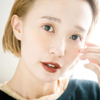 モデル愛用「秋コスメ」 オシャレ顔になれるこっくりカラーアイテムを大公開!