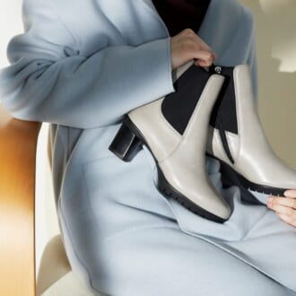 外反母趾でも疲れないヒール!? 負担が少ないおしゃれブーツがあるんです
