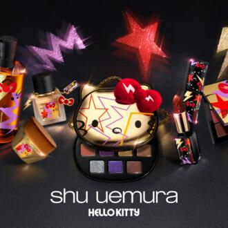 キティちゃん×shu uemura 夢のコラボが一足お先にゲットできるチャンス!
